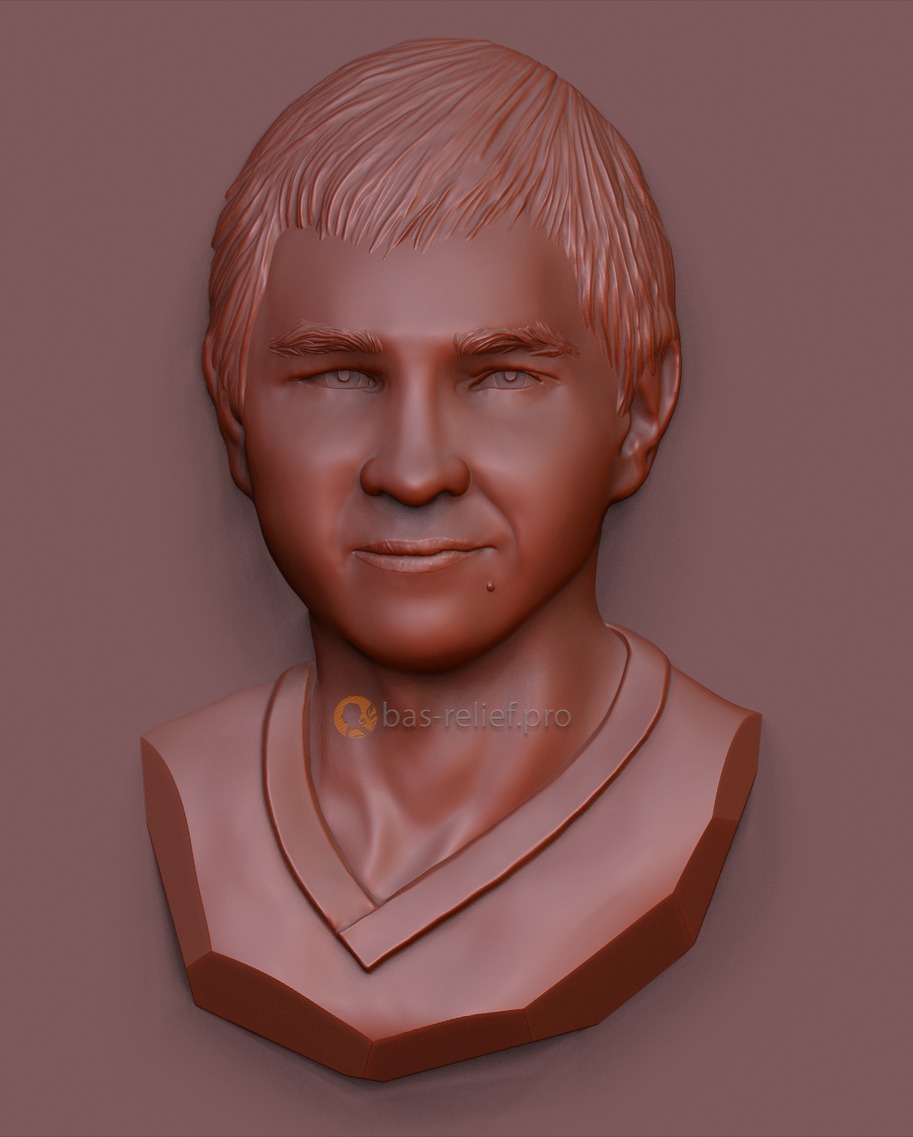 3D-model-portret