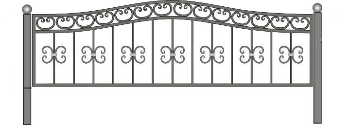 изготовление оград