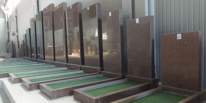 надгробия и памятники цена