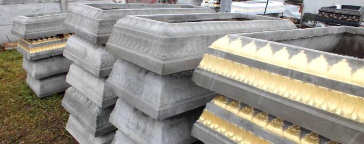 производство памятников