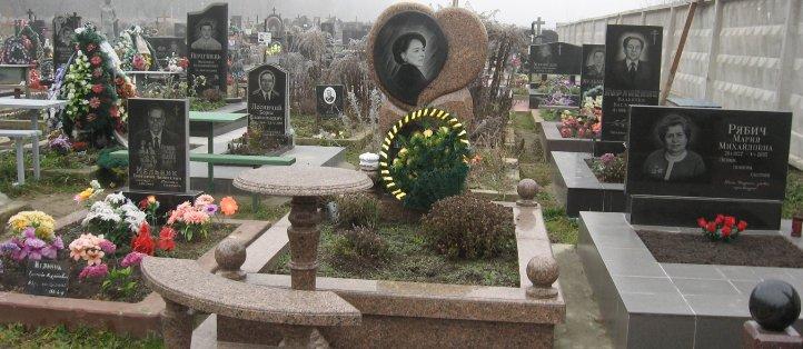 ритуальные памятники