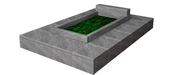 установить памятник на могилу
