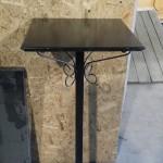 стол металлический на могилу