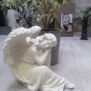 Ангел на памятник SK22-4