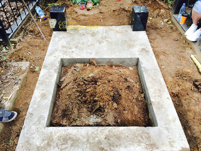 установка надгробных памятников