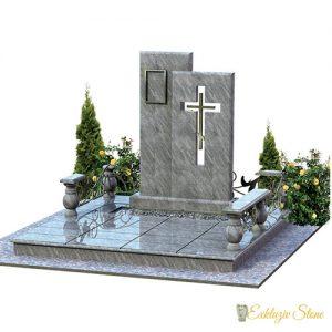 Мемориальный комплекс на могилу 2035