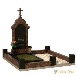 Мемориальный комплекс на могилу 2036