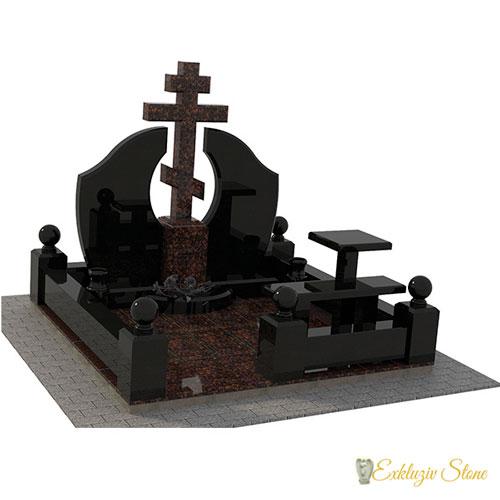 Мемориальный комплекс на могилу 2037