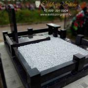 Мемориальный комплекс на Богородском кладбище