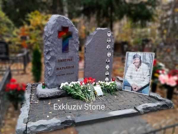 Памятник Дмитрия Марьянова
