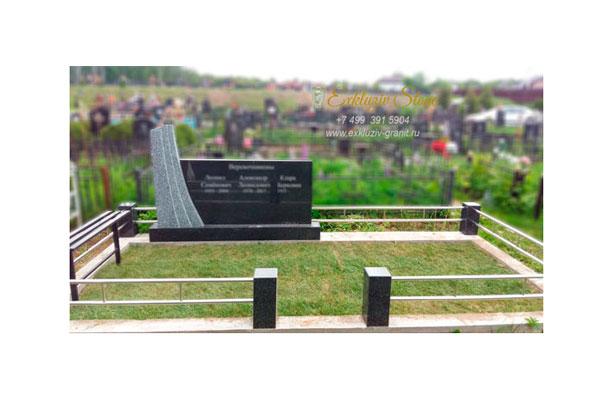 семейный мемориальный комплекс