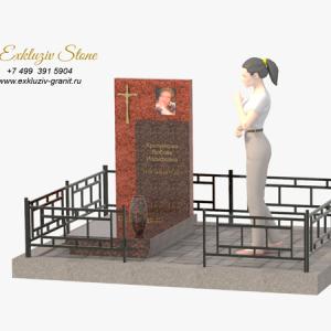 Памятник комбинированный ES19