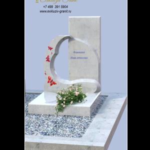 Памятник ребенку ES24-1. Заказать в Москве