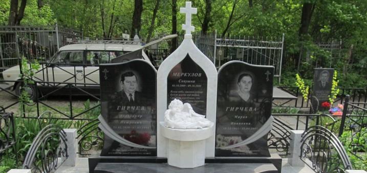 оригинальные надгробные памятники