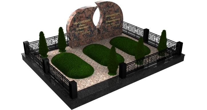 ритуальные надгробные памятники