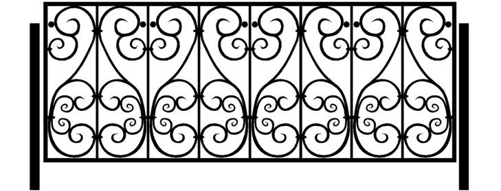 сколько стоит установить ограду на кладбище