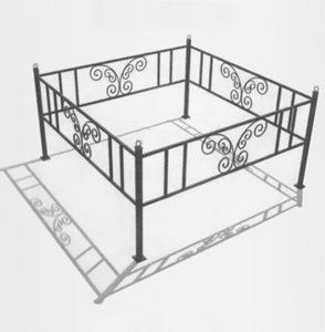 Сварные ограды